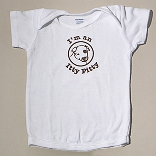 I\'m An Itty Pittie Baby 12-Month T-Shirt