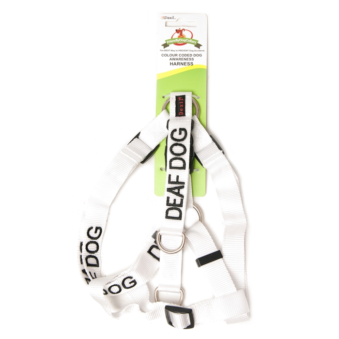 Deaf Dog Strap Harness