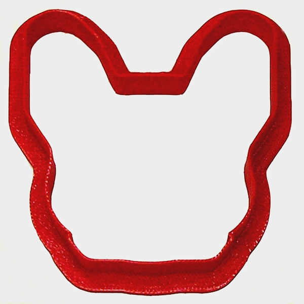 French Bulldog Dog Cookie Cutter - Plastic