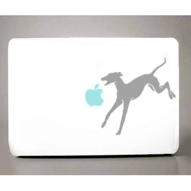Greyhound Large Decal