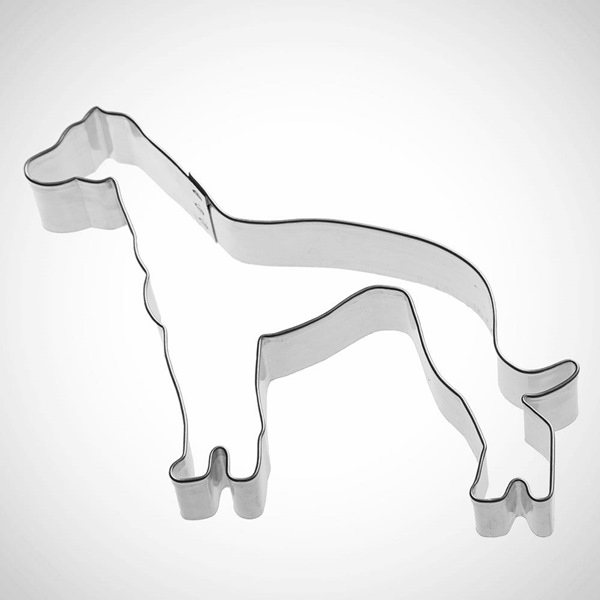 Greyhound Cookie Cutter