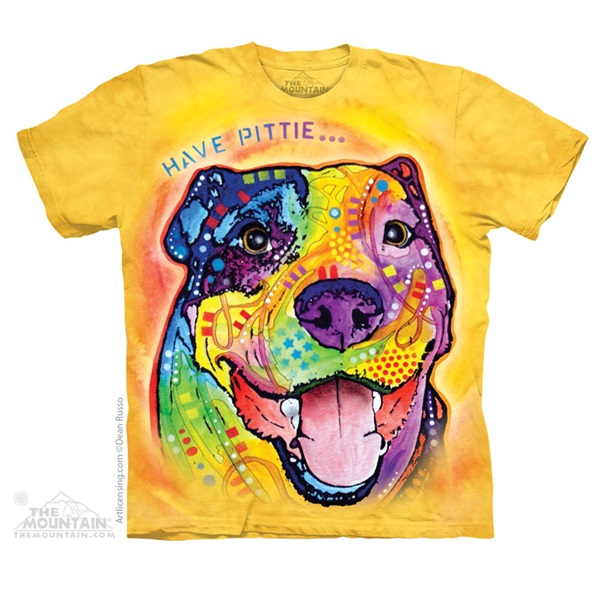 Have Pittie Dean Russo Unisex T-Shirt - Discontinued