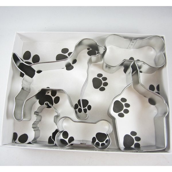 Labrador Happy Barkday Cookie Cutter Set + a Letter!