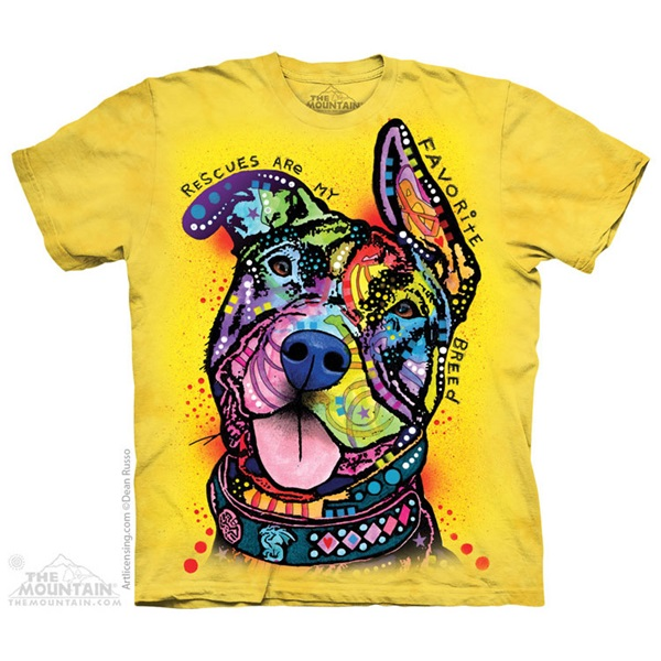 My Favorite Breed Dean Russo Unisex T-Shirt - Discontinued