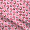 Merry Pitmas Pink Dogs Pleated Face Mask