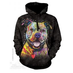 Beware of Pit Bulls Dean Russo Unisex Hoodie - Discontinued