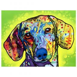 Dachshund 2 Print by Dean Russo - Discontinued