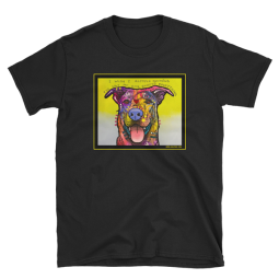 Enjoy Everything Indelible Dog T-Shirt