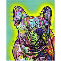 French Bulldog Print by Dean Russo - Discontinued