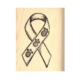 Animal Abuse Awareness Rubber Stamp