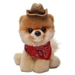 Itty Bitty Boo World's Cutest Dog Gund Cowboy