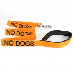 No Dogs Leash