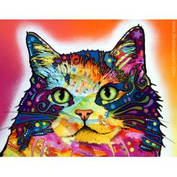 Ragamuffin Cat Print by Dean Russo - Discontinued