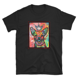 Royal Chi Indelible Dog T-Shirt