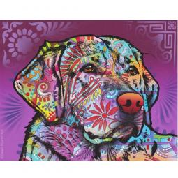 Soul Eyed Labrador Print by Dean Russo - Discontinued