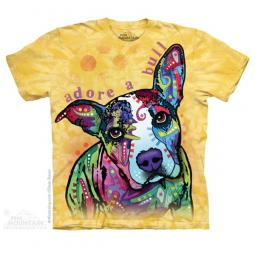 Adore-a-Bull Dean Russo Unisex T-Shirt - Discontinued