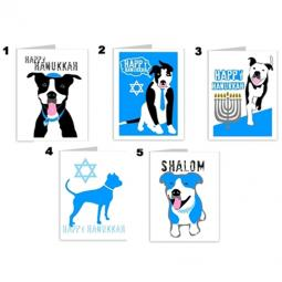Mix and Match Set of 10 Hanukkah Cards