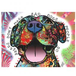 Bad Dogs Indelible Dog Dean Russo Print