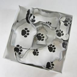Basset Hound Happy Barkday Cookie Cutter Set + a Letter!