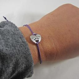 Best Friend Dog Thread Bracelet