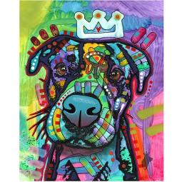 Big Mush Indelible Dog Dean Russo Print