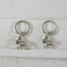 Bulldog Stitch Markers