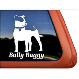 Bully Buggy Large Decal
