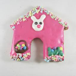 Large Bunny Hutch Dog Treat