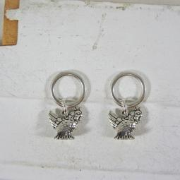 Chicken Stitch Markers