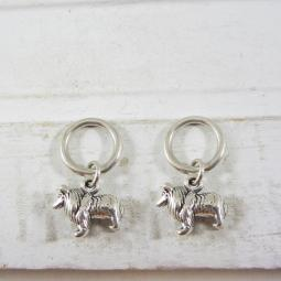 Collie Stitch Markers