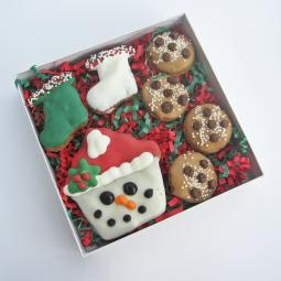 Cookies for Santa Dog Treat Assortment