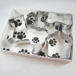 Corgi 2 Happy Barkday Cookie Cutter Set + a Letter!