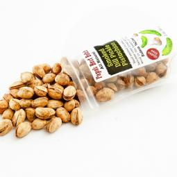 Papa's Best Batch Dill Pickle Smoked Pistachio Nuts - For HUMANS