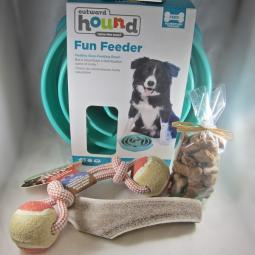 Dog Fun Gift Box