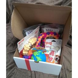 Dog-Gone Goodie Gift Box