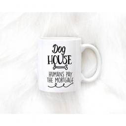 Dog House Mug 15oz.