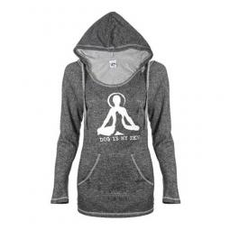 Dog Is My Zen Lightweight Hoodie