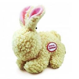 Vermont Fleece Rabbit Dog Toy