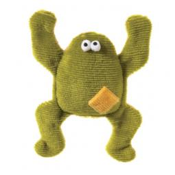West Paw Floppy Frog Dog Toy