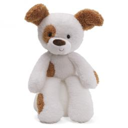 Fuzzy Spotted Dog Gund Stuffed Animal