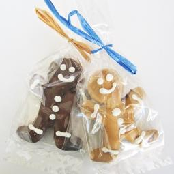 Medium Gingerbread Man Dog Treat