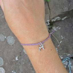 Great Dane Braided Thread Bracelet