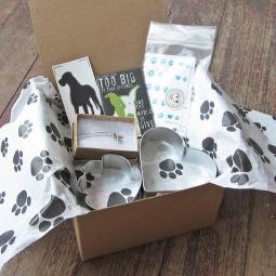 Great Dane Lover Mini Gift Box