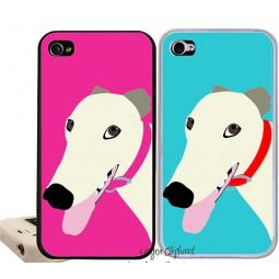 Greyhound 4/4s/5 iPhone Case