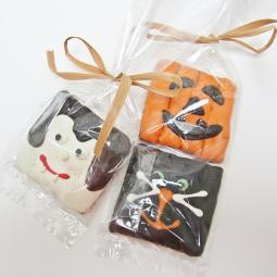 Medium Halloween Square Dog Treat