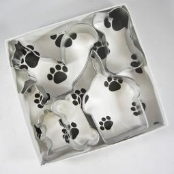 Happy Barkday Cookie Cutter Set + a Letter!
