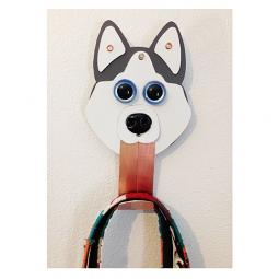 Husky Metal Rivet Leash Holder