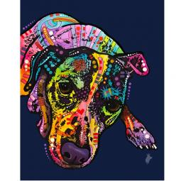 Indelible Jack Indelible Dog Dean Russo Print