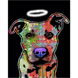 Innocent Indelible Dog Dean Russo Print