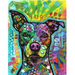 It's Only Love Indelible Dog Dean Russo Print
